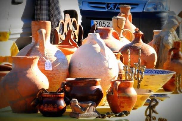 Marché En Espagne Brocante Castres Tarn