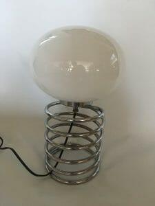 Image de la lampe ressort