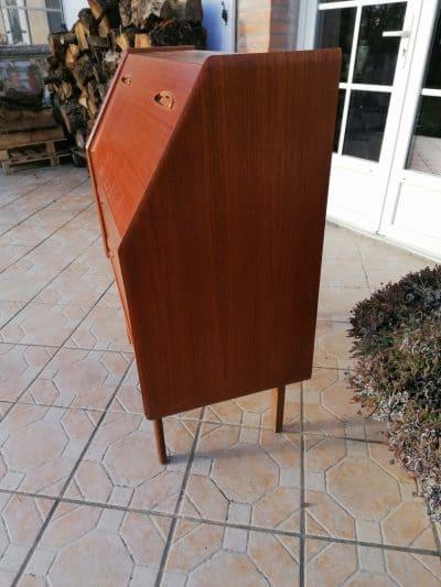 profil droit du meuble scandinave vintage années 60 en teck brocante castres a vendre