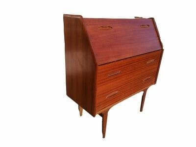 meuble scandinave vintage années 60 en teck brocante castres a vendre
